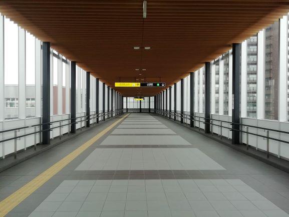 苗穂駅北口